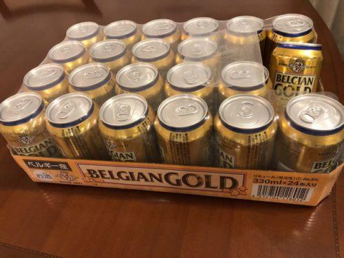 ベルジャンゴールド24缶